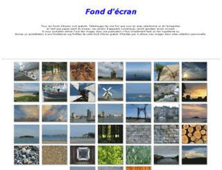 fonddecran.org screenshot