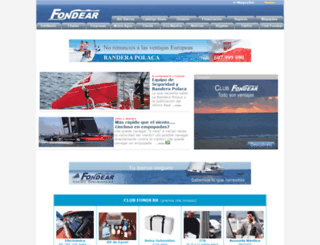 fondear.com screenshot