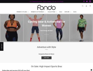 fondo.com.au screenshot