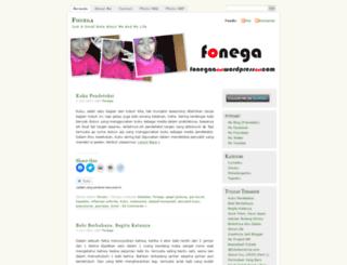 fonegaa.wordpress.com screenshot