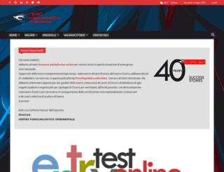 fonolinguistico.com screenshot