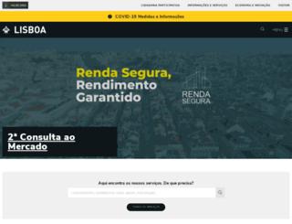 fonoteca.cm-lisboa.pt screenshot