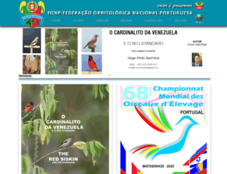 fonp.pt screenshot