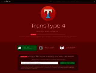 font-converter.com screenshot
