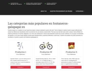 fontaneros-galapagar.es screenshot