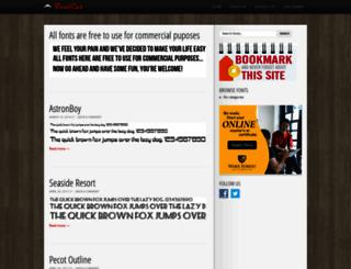fontcab.com screenshot