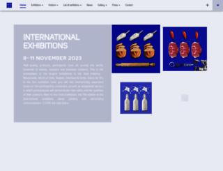 food-exhibitions.bg screenshot