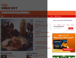 food-home.net screenshot