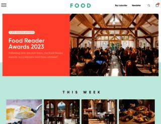 food-mag.co.uk screenshot