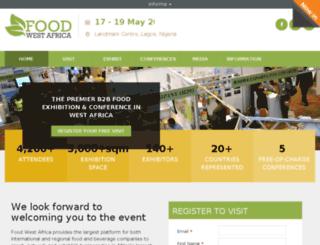 food-nigeria.com screenshot