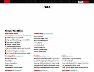 food-safety.alltop.com screenshot