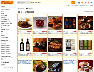 food.mechakaitai.com screenshot