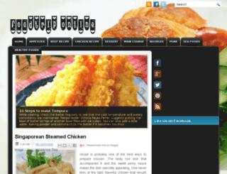 food3pmo.com screenshot