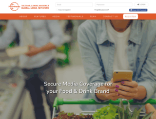 food4media.com screenshot