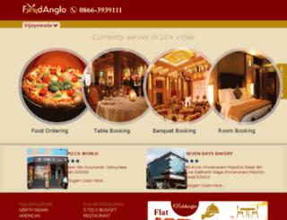 foodanglo.com screenshot