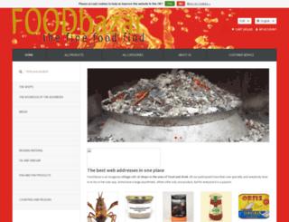 foodbazar.nl screenshot