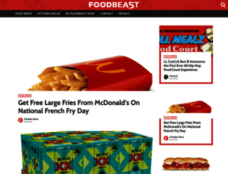 foodbeast.com screenshot