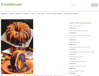 foodboum.com screenshot