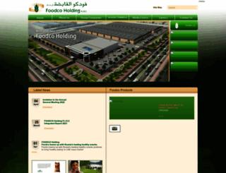 foodco-uae.com screenshot