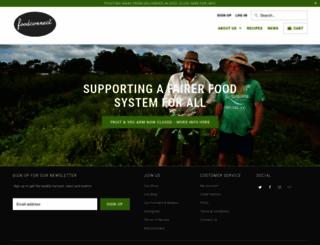 foodconnect.com.au screenshot