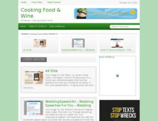 foodcooking.besaba.com screenshot
