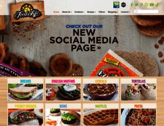 foodforlife.com screenshot