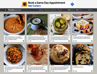 foodgawker.com screenshot