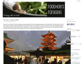 foodhoe.com screenshot