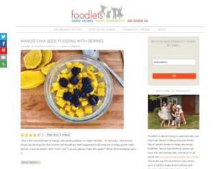 foodlets.com screenshot