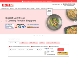 foodline.com screenshot