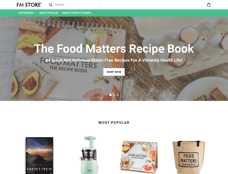 foodmatters.worldsecuresystems.com screenshot