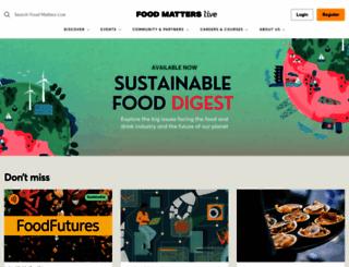 foodmatterslive.com screenshot