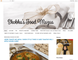 foodmazaa.blogspot.com.br screenshot