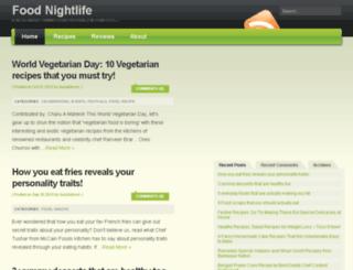 foodnightlifeblog.buzzintown.com screenshot