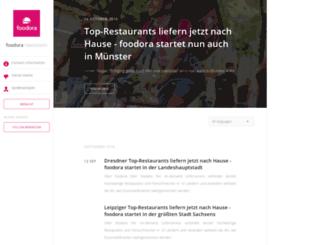 foodora.pr.co screenshot