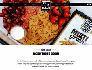 foodshouldtastegood.com screenshot