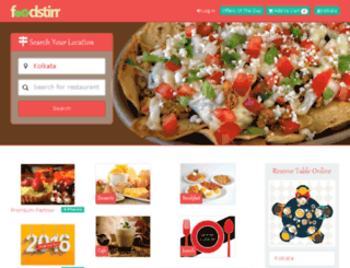 foodstirr.com screenshot