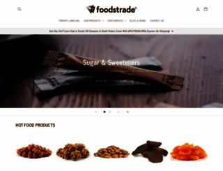 foodstrade.com screenshot