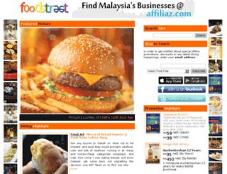 foodstreet.com.my screenshot