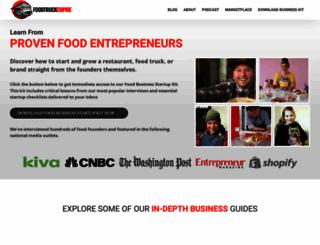 foodtruckempire.com screenshot