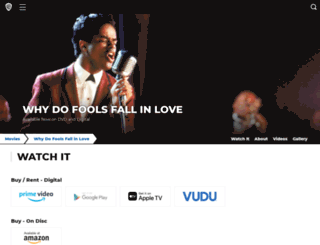 foolsinlove.warnerbros.com screenshot