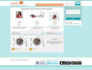 foonit.com screenshot