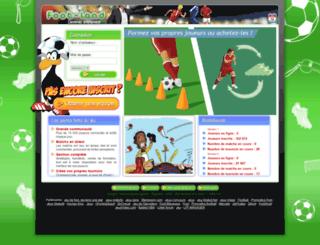 foot-land.com screenshot