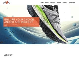 footandsole.ca screenshot