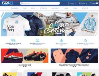 footattitude.com screenshot