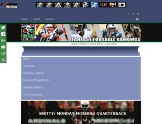football.dobbersports.com screenshot