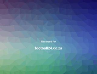 football24.co.za screenshot