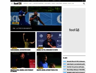 football365.fr screenshot
