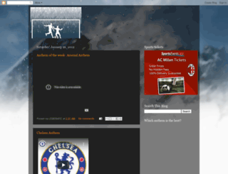 footballanthem.blogspot.com screenshot