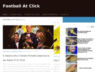 footballatclick.com screenshot